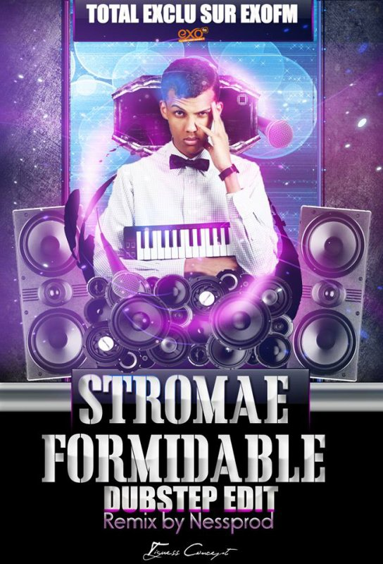 STROMAE_REMIX FORMIDABLE (DUBSTEP EDIT)_NESSPROD 2oI3 (2013)