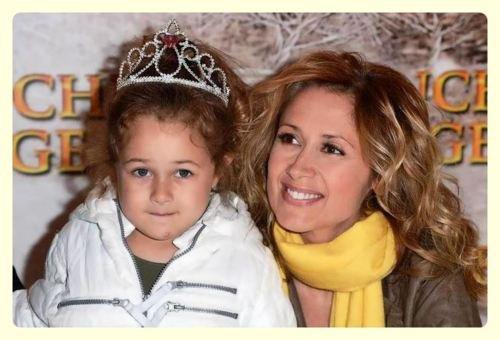 lara fabian et sa fille photos
