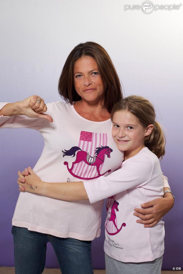 Charlotte valandrey et sa fille tara blog de momeschoufrenchie62 - Charlotte de turckheim et son mari ...