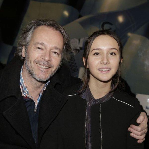 Jean Michel Maire et sa fille