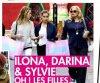 Ilona ,Darina et Sylvie Vartan!!