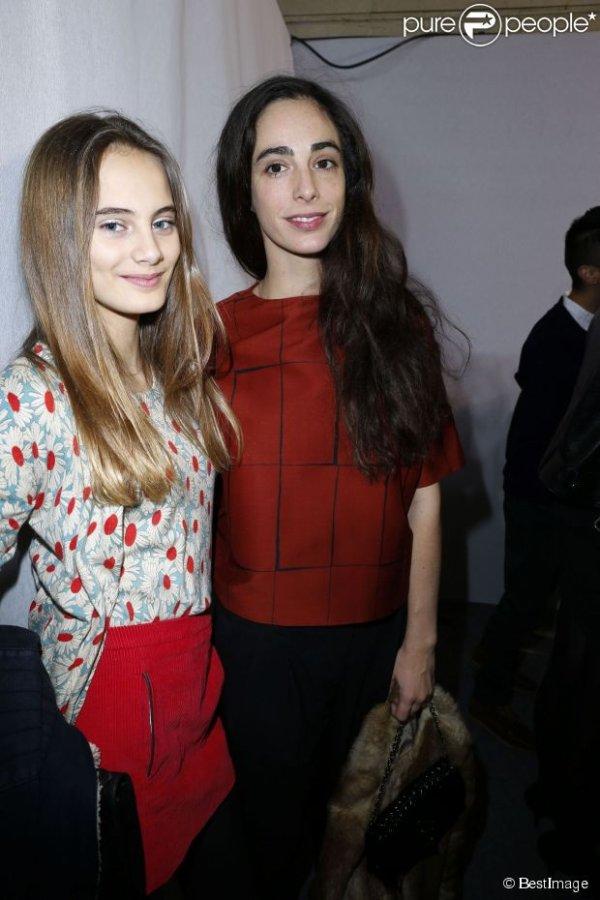 Violette d'Urso et Clothilde d'Urso !!!