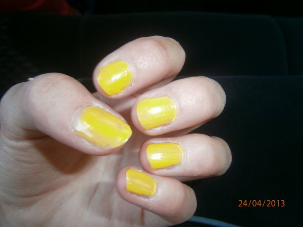 Mes Ongles :)