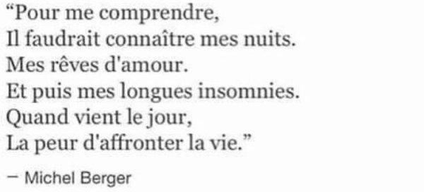 """""""J'ai la romance dans le c½ur, et la tragédie dans l'âme."""""""
