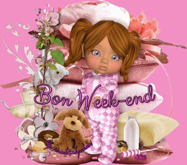 (l) (l) HELLO BON WEEK-END (l) (l)