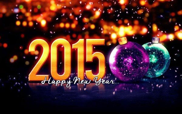 (l) (l) BON REVEILLON ET BONNE ET HEUREUSE ANNEE 2015 A VOUS MES AMIS(ES) (l) (l)