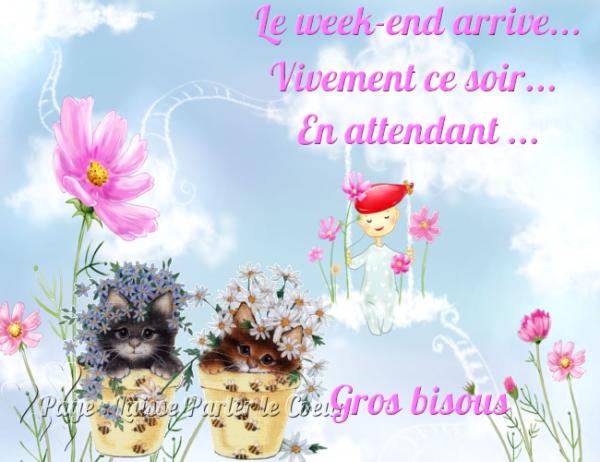 (l) (l) SPLENDIDE WEEK-END MES AMIS(ES) (l) (l)