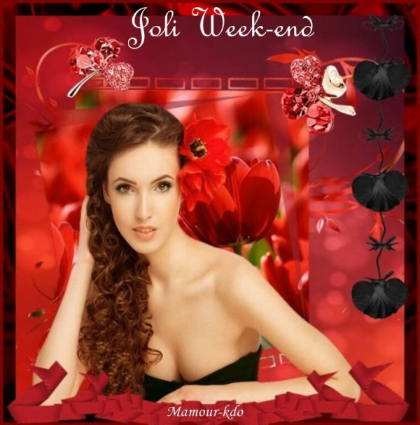 (l) (l) JOLI WEEK-END MES AMIS(ES) (l) (l)
