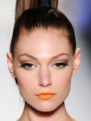 La Tendance Make-up est à l'orange !