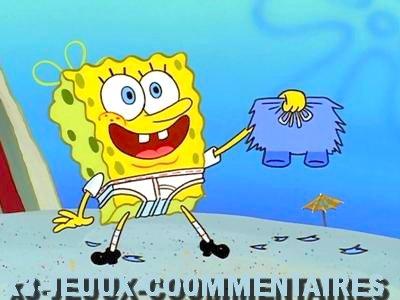 Habille Spongebob♥