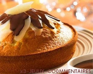 Le Plus Délicieux des gâteaux♥
