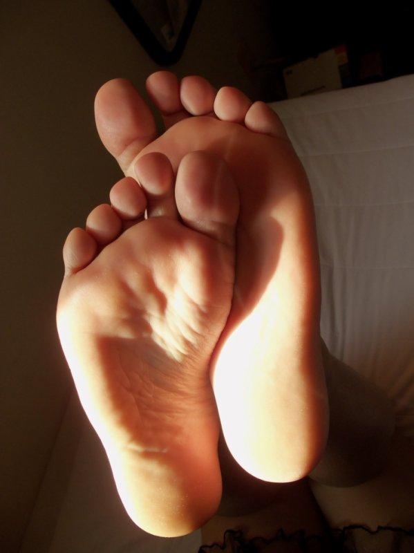 Plantes de pieds