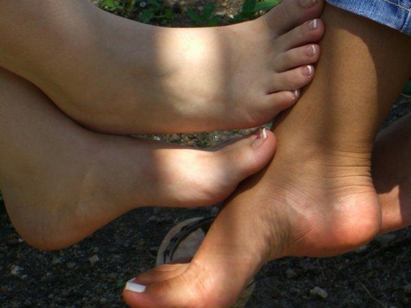 Jolies petons ♥