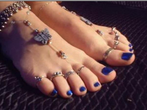 Beaux pieds nus 13