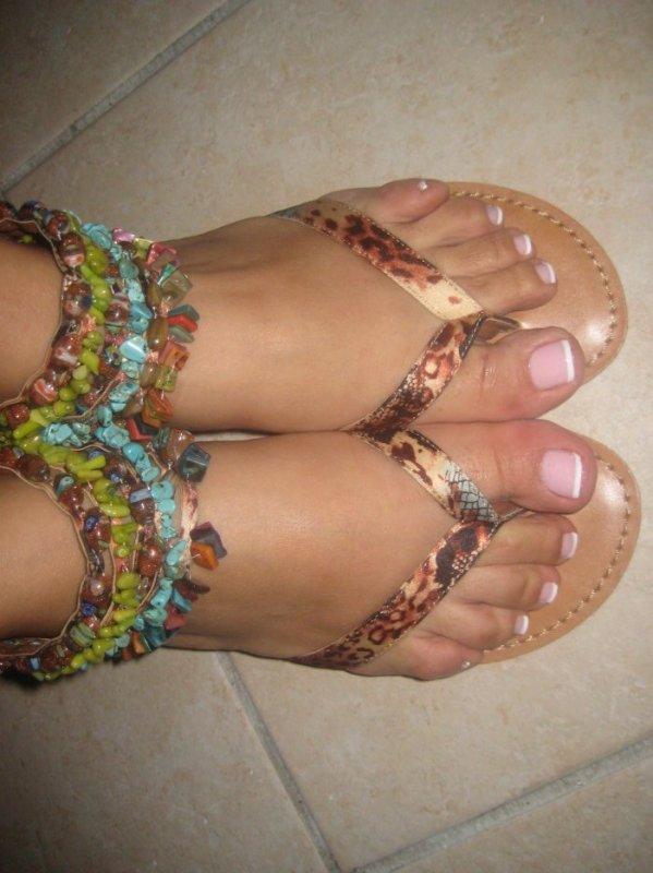 Jolies pieds de mon amie minOucha-life♥ ,que j'adore particulièrement 6