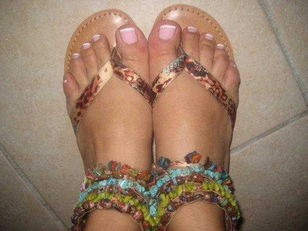 Jolies pieds de mon amie minOucha-life♥ ,que j'adore particulièrement 5