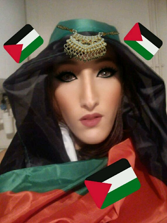 ENFIN ISRAËL BRÛLE ? ? ? ?????? ENFIN FIÈRE D'ÊTRE PALESTINIENNE