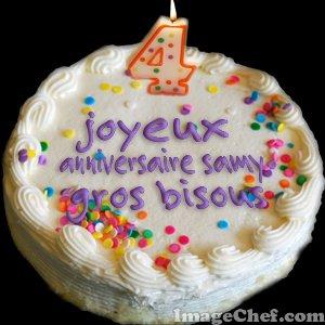 c l anniversaire de mon fils