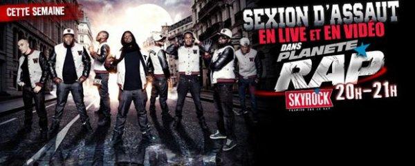 TousSky 2012 / Dry feat Sexion d'assaut - Mon défaut  (2012)