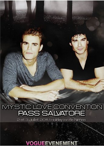 Mystic Love Convention Vampire Diaries (2011)