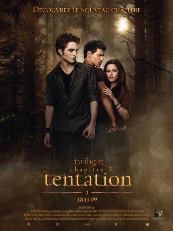 Twilight Chapitre 2 - Tentation
