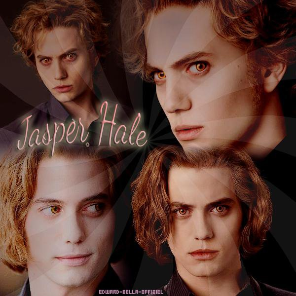 Jasper Hale - Twilight