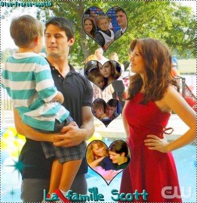 La famille Scott