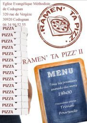 RAMEN' TA PIZZ' II