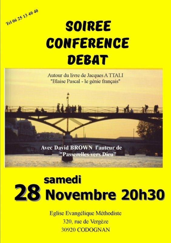 Conférence débat
