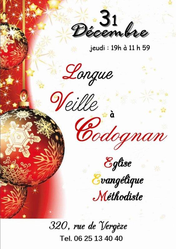 Longue Veille du 31/12/2015 à Codognan