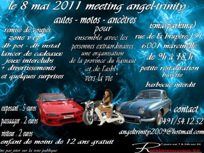 meeting du angel trinity le 8 mai 2011