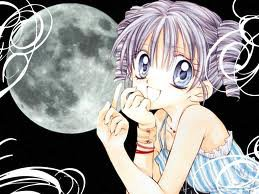 1 er manga : Full Moon !!