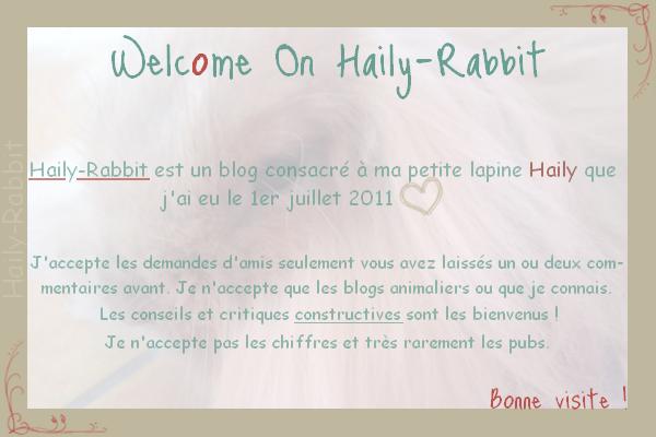 ☮ Bienvenue ☮