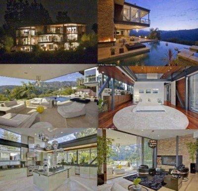 Nouvelle maison de Justin Bieber !