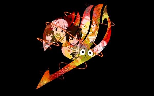 Fairy Tail et de retour en ANIME ^^ sorti avril 2014 au japon