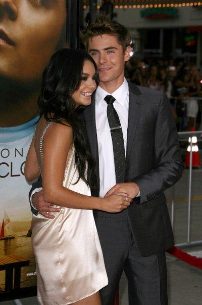 Zac Efron & Vanessa Hudgens se séparent