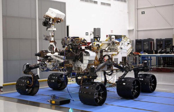 Curiosity ( Mars Science Laboratory )