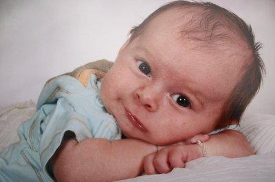 Nathan mon bébé que j'aime plus que tout