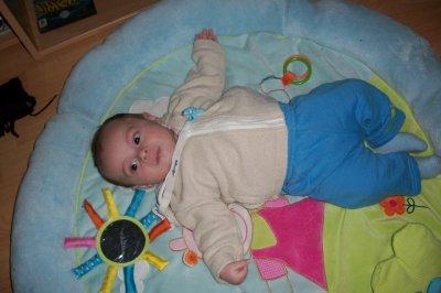 Nathan 3 mois de bonheur