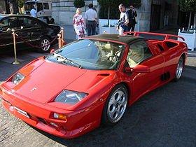 La Lamborghini Diablo