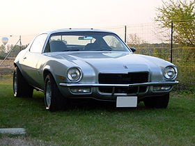 La Chevrolet Camaro: la Pony Car