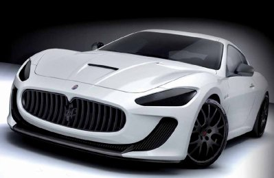 la Maserati GT