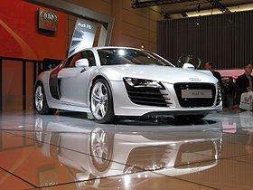 l'Audi r8 spyder