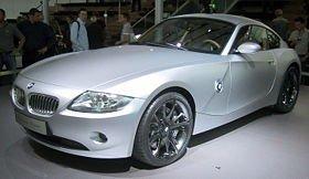 la BMW Z4 E85