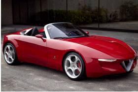 Alfa Roméo 2uettottanta Concept