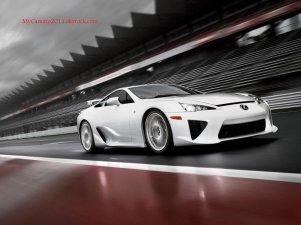 la Lexus LFA