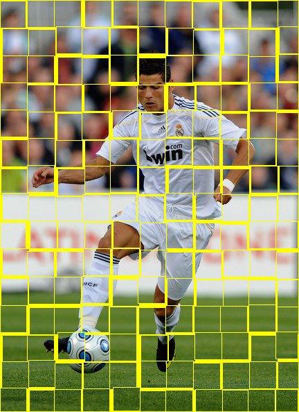 Montage de C.Ronaldo