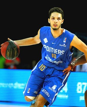 Basket : Fournier en NBA