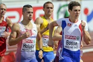 Athlétisme : Bosse au top