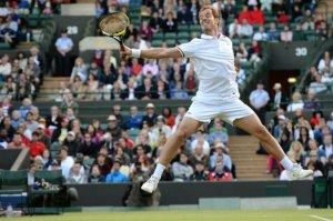 Tennis : Gasquet dans son jardin